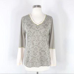 Patagonia Tops - Patagonia / V-Neck Layering Long Sleeve T-Shirt M